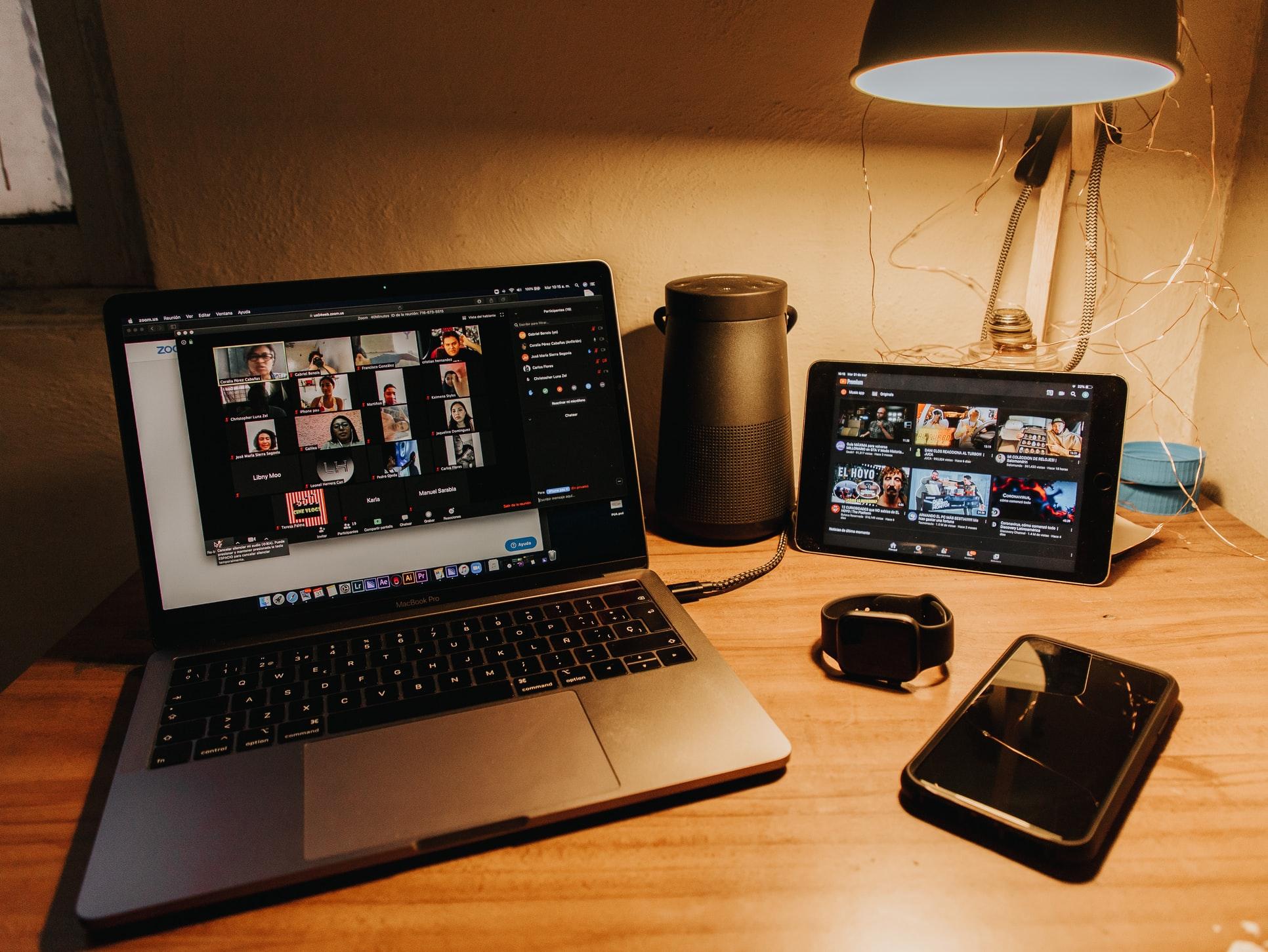Online activiteiten