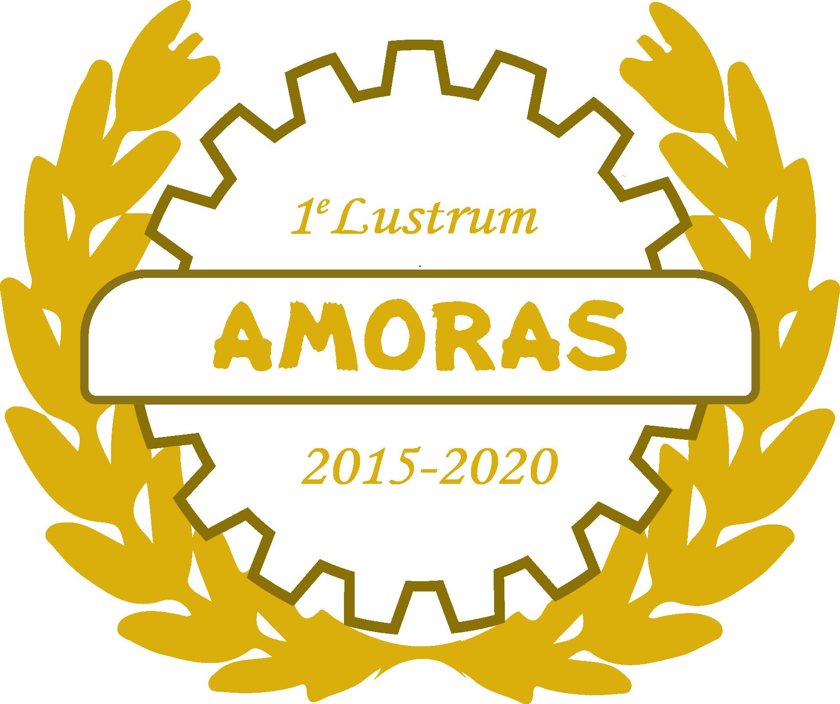 AMORAS Lustrum!!!!
